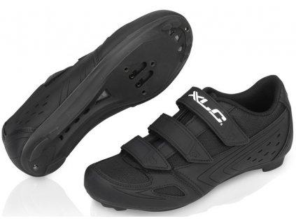 Cyklistické silniční tretry XLC CB R04 černá