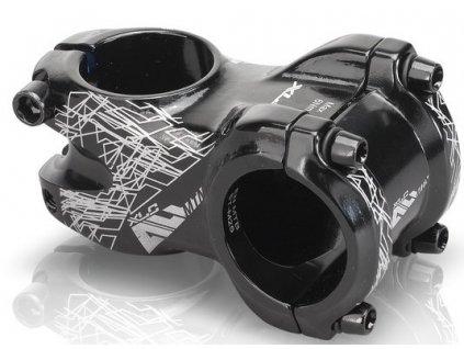 Představec XLC All MTB ST M25 černý lesklý 31,8 mm
