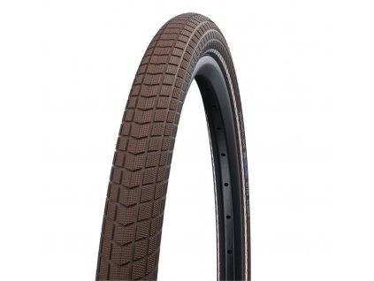 Plášť Schwalbe Little Big Ben K Guard 28 40 622 28x1,50 700x38C hnědý