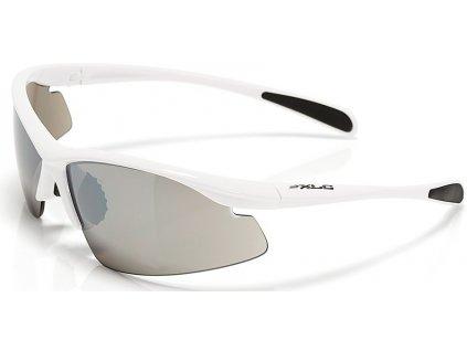 Cyklistické brýle XLC Maledieven bílé