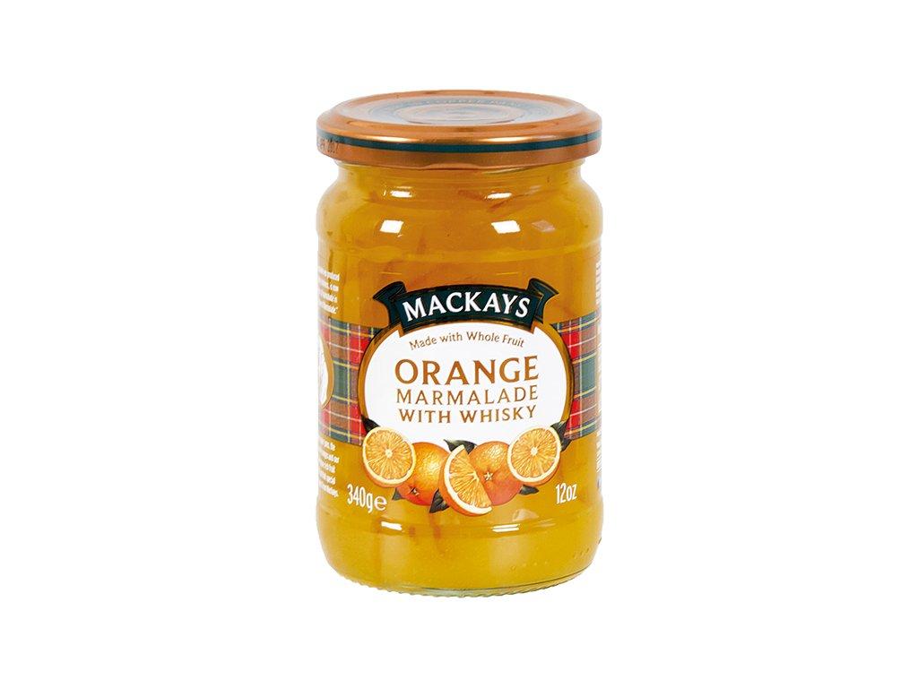 Pomerančová zavařenina s whisky 340g