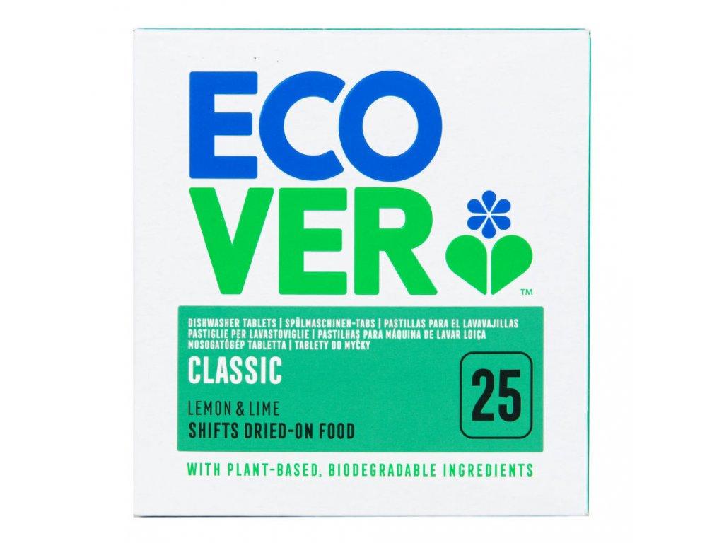 ECOVER tablety do myčky classic 500g