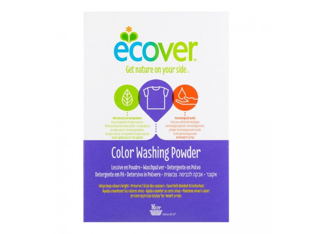 ECOVER prací prášek na barevné prádlo 1,2kg