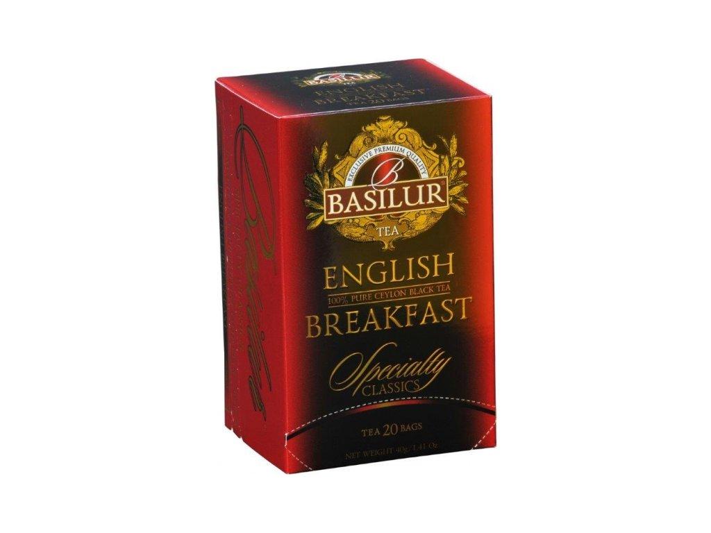 Čaj Specialty English Breakfast papír 50g