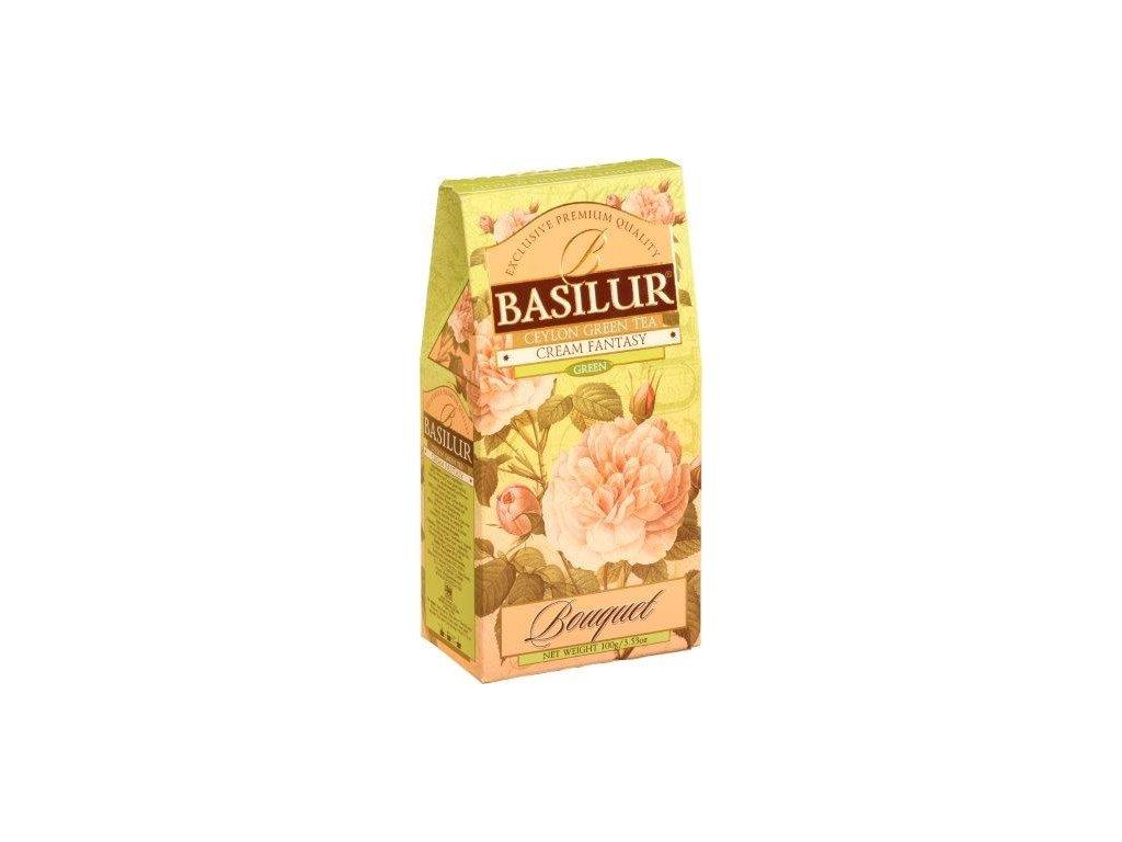 Čaj Bouquet Cream Fantasy sypaný 100g