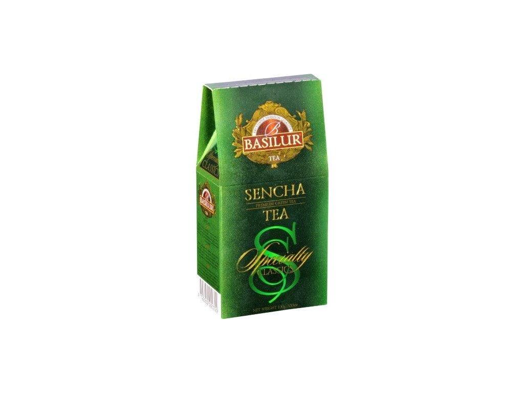 Čaj Specialty Sencha papír 100g