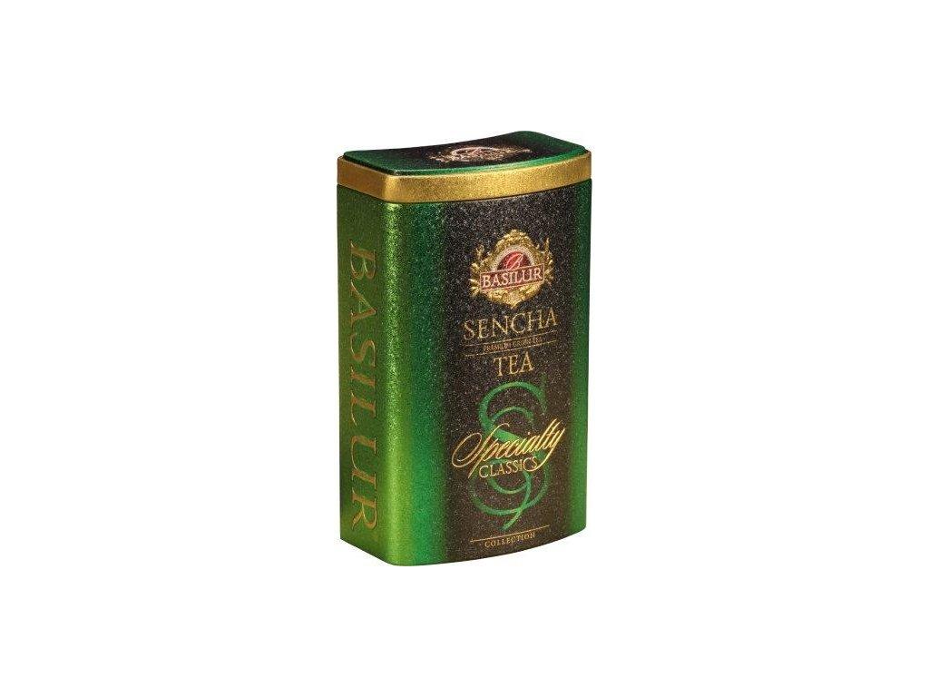 Čaj Specialty Sencha plech 100g
