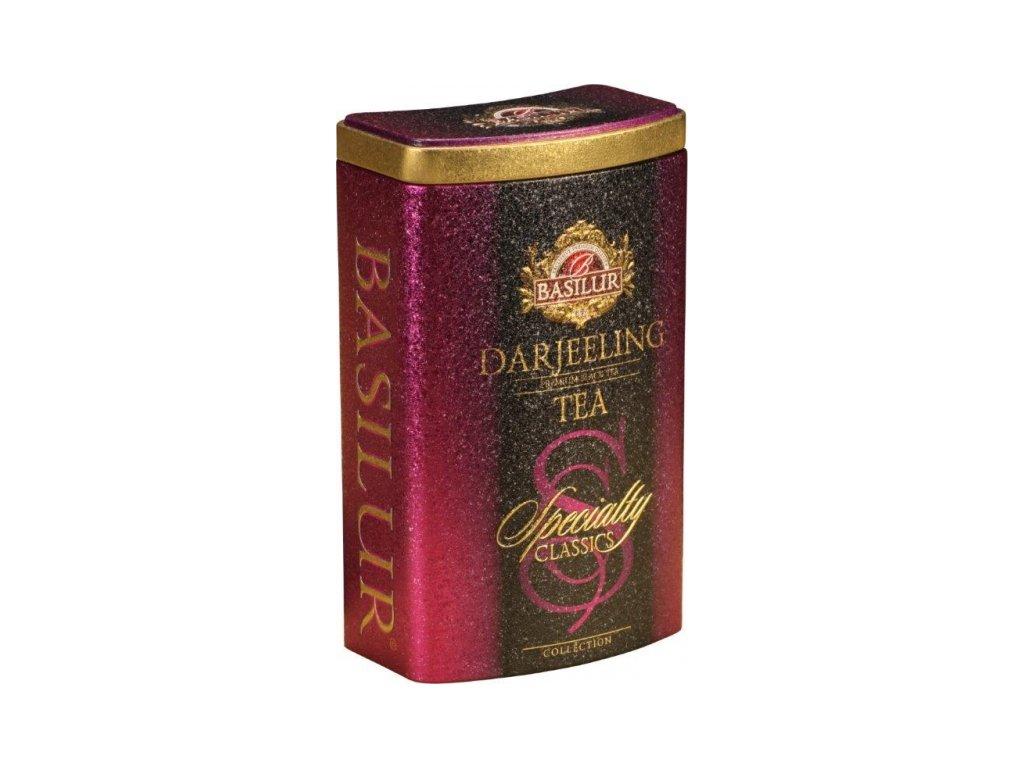 Čaj Specialty Darjeeling plech 100g