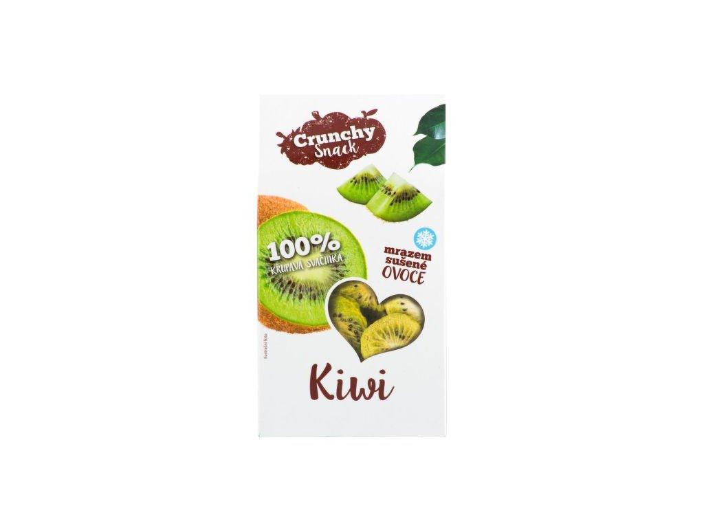 Mrazem sušené plátky kiwi 20g
