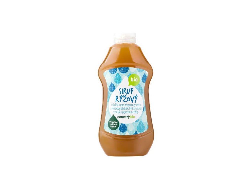 Sirup rýžový 874 ml BIO