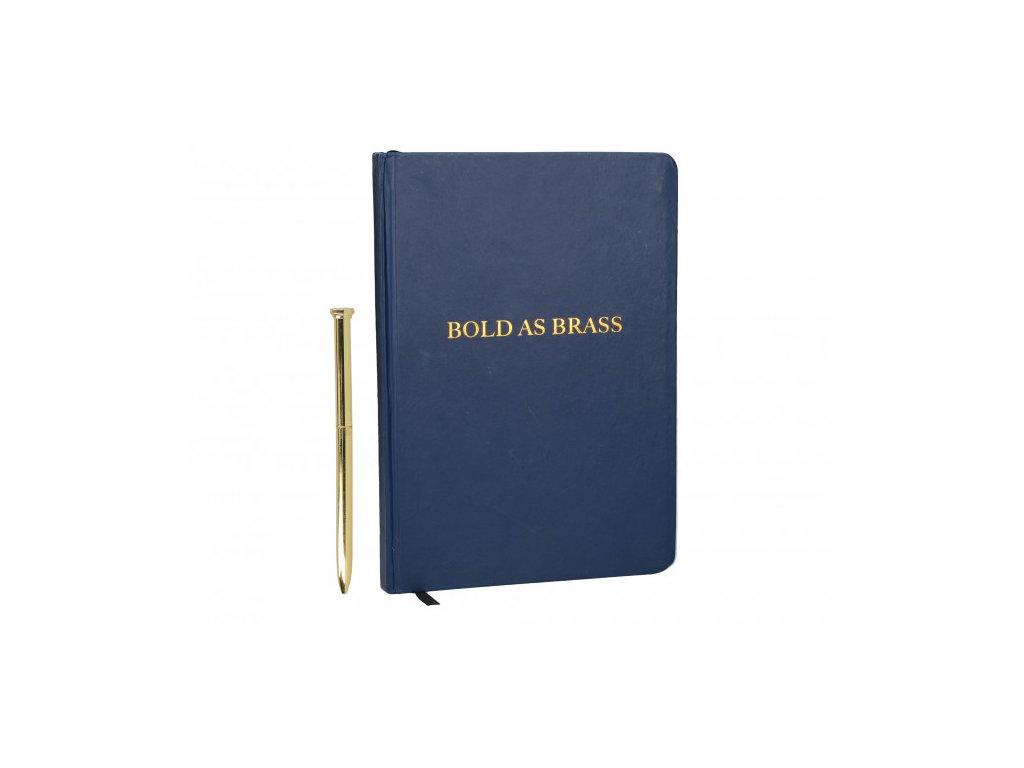 Zápisník s perem