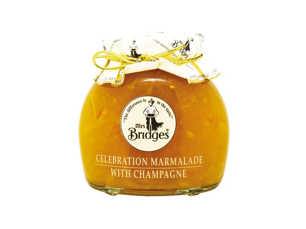 Zavařenina Pomeranč se šampaňským
