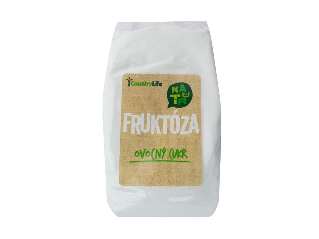 Cukr ovocný fruktóza 500g