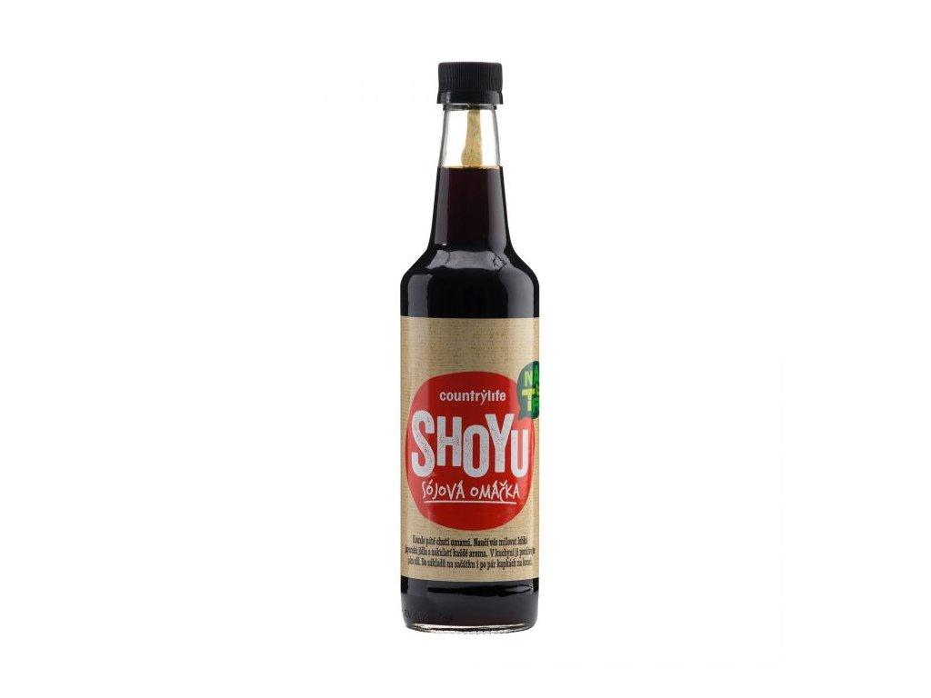 Shoyu sójová omáčka 500 ml