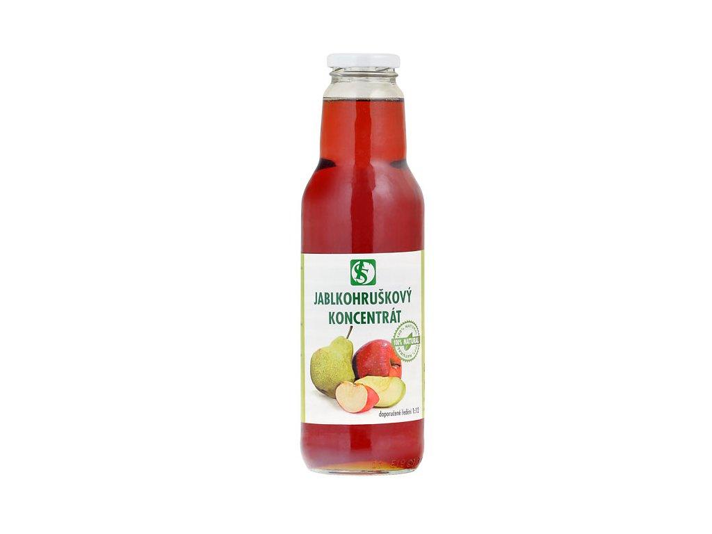 Koncentrát jablkohruškový 750 ml