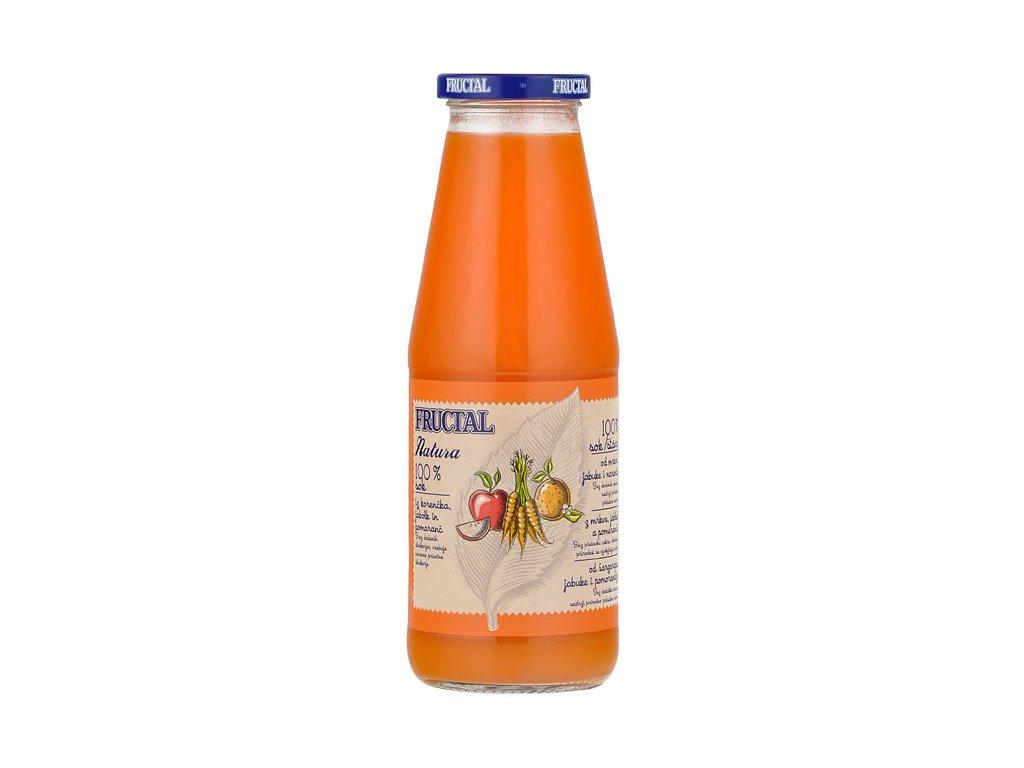 Šťáva ovocno-zeleninová 700 ml