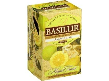 Čaj Magic Lemon & Lime přebal 50g