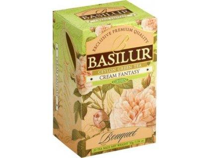 Čaj Bouquet Cream Fantasy přebal 37,5g