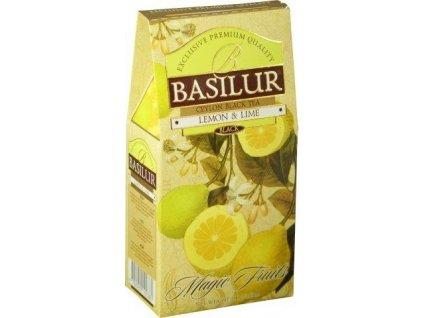 Čaj Magic Lemon & Lime papír 100g