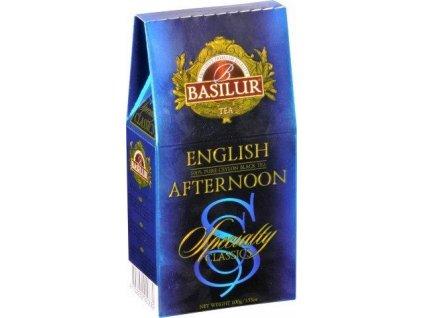 Čaj Specialty English Afternoon papír 100g