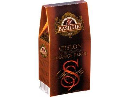 Čaj Specialty Ceylon Premium papír 100g
