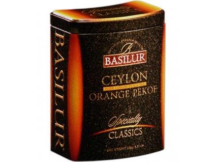 Čaj Specialty Ceylon Premium plech 100g
