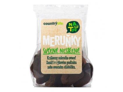Meruňky sušené nesířené 100g