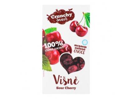 Mrazem sušené višně 30g