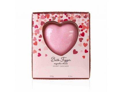 Mýdlo srdce s vůní magnolie
