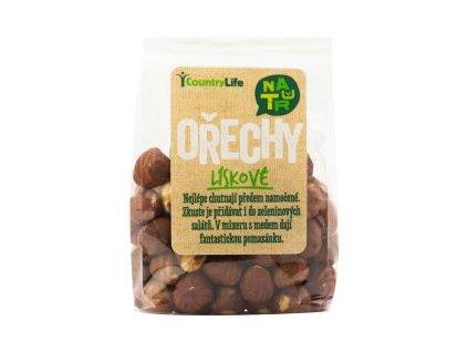 Lískové ořechy 100g