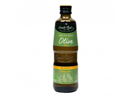 Olej olivový 500 ml BIO