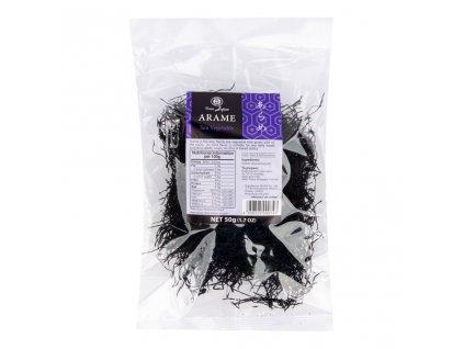 Mořské řasy Arame 50 g