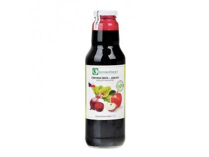 Koncentrát jablko červená řepa 750 ml