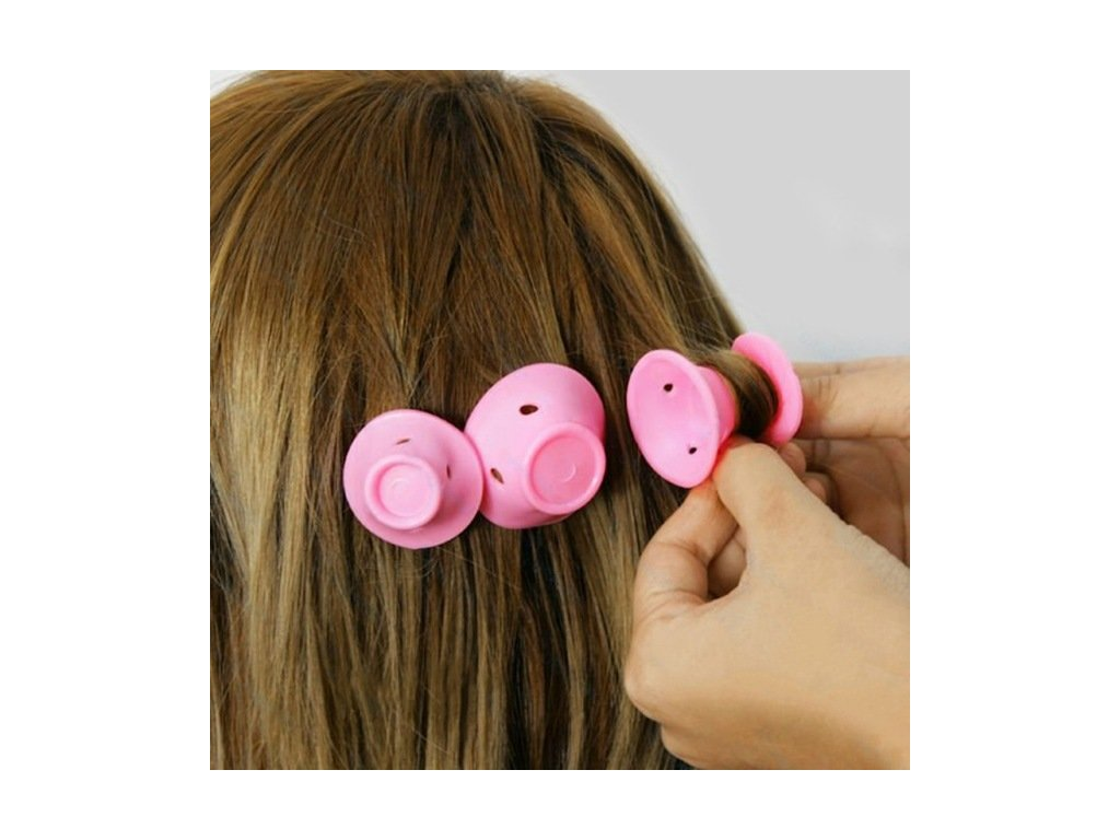 10pcs lot Mushroom Hairstyle Roller DIY Silicone Women Sleeping Bell Curler Girl Hair Rollers Beauty Hair.jpg 640x640