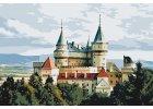 Malen nach Zahlen - Burgen und Schlösser