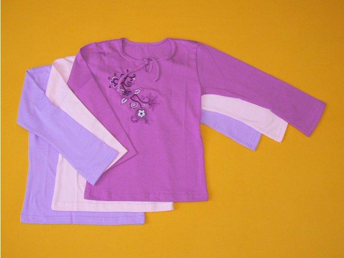 Tričko Dorotka dlouhý rukáv