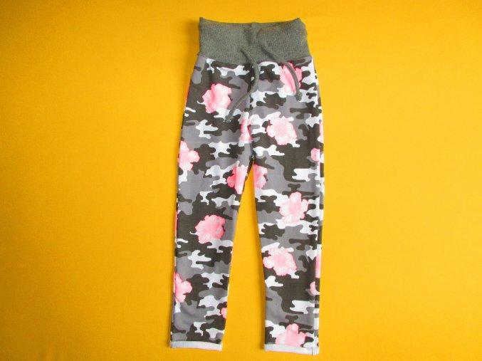 Dívčí volnočasové kalhoty 1