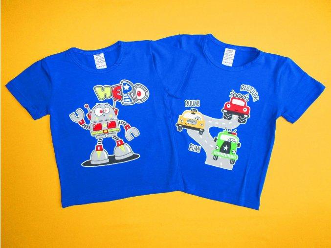Chlapecké tričko krátký rukáv Technika 2