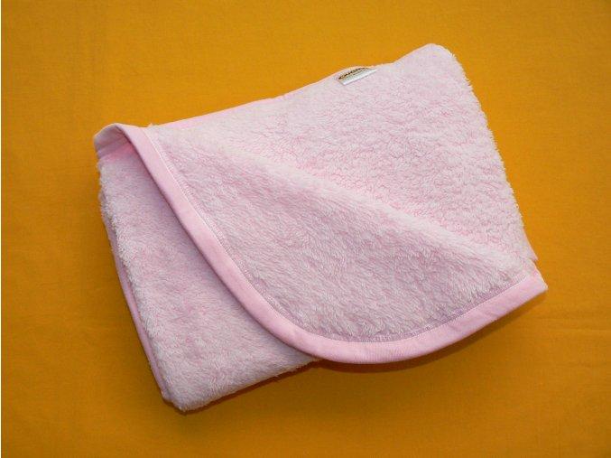 Dětská deka s lemem
