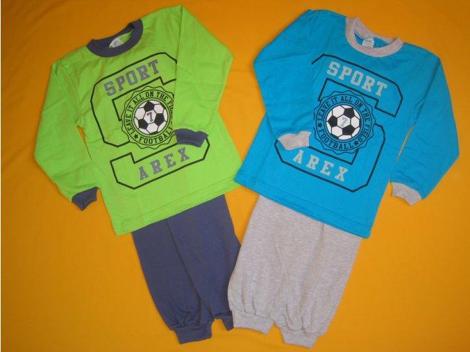 Chlapecké pyžamo Sport, dl. rukáv