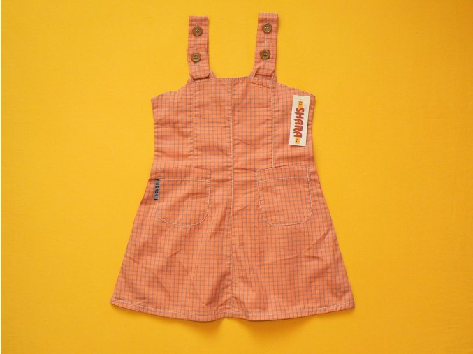 Plátěná šatová sukně