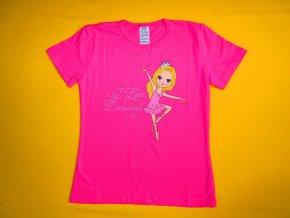 Tričko Paris RUZ