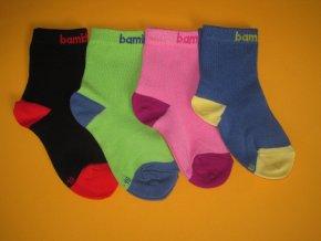 Babmusové ponožky Hugo