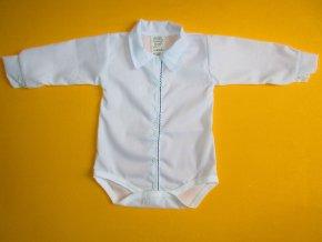Slavnostní kojenecká košile - body