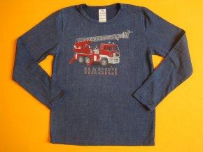 Chlapecké tričko dlouhý rukáv Hasiči 2