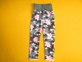 Dívčí volnočasové kalhoty 2