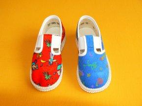 Domácí obuv nízká