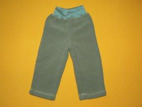 Kalhoty z termoflísu