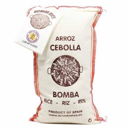 Paella BOMBA rýže Santo Tomás