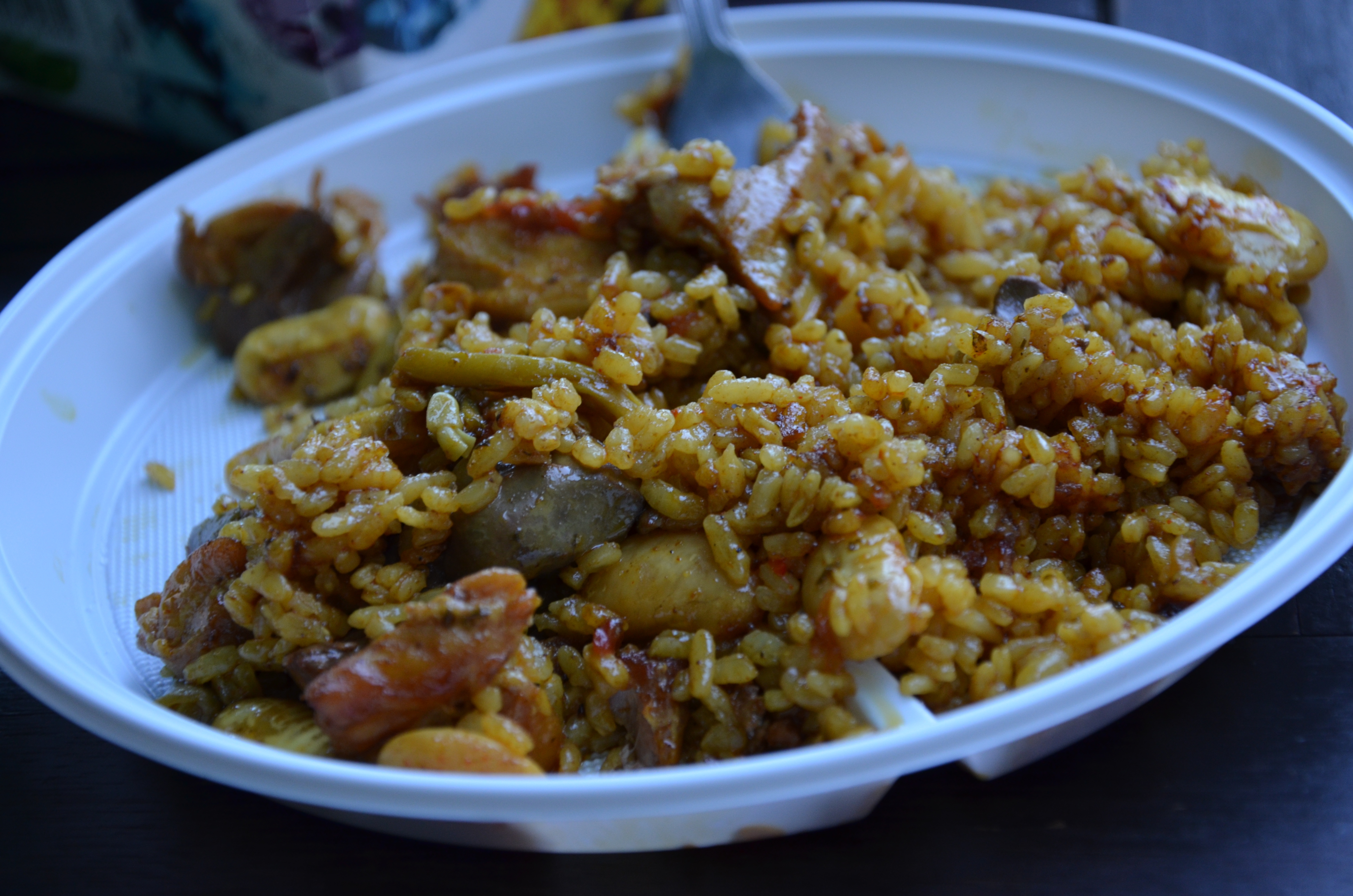 "Recept ""Paella Valenciana"""